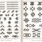 baltiski zenklai simboliai ornamentai