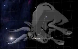 Saulė įžengia į Tauro žvaigždyną