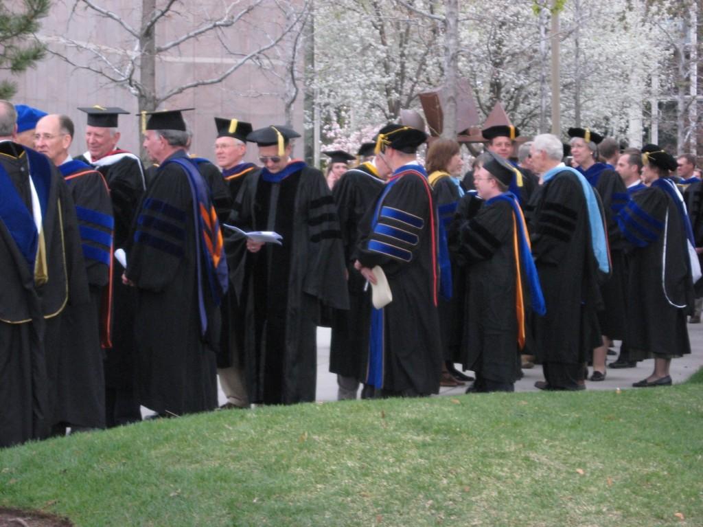 JAV Brigamo Jango (Brigham Young) universiteto daktarai profesoriai