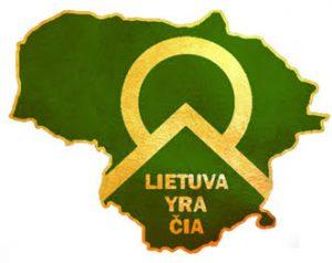 Lietuva yra čia