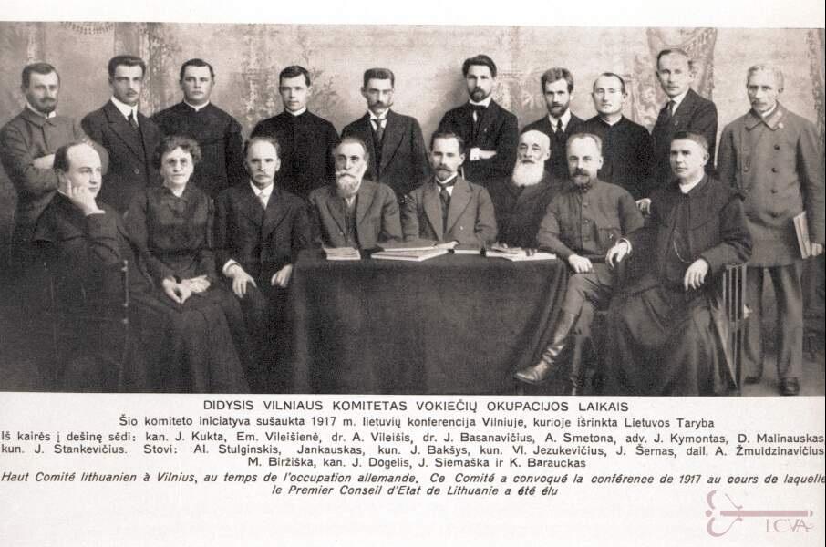 Didysis Vilniaus komitetas 1917 m.