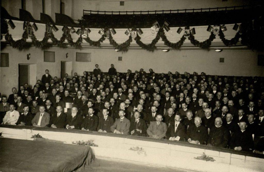 Lietuvių konferencija 1917 m.
