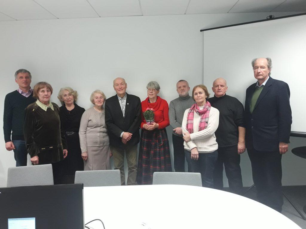 KSS-SL nariai po 2020 m. kovo 5 d. renginio